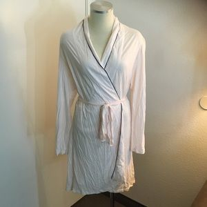 Eberjey Popsugar Exclusive The Wrap Robe NWT